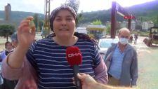 Bozkurt'ta acılı kadın: Sevdiklerimiz el sallayarak gittiler