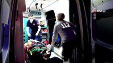Bursa'da araç direğe çarptı: 1 ölü