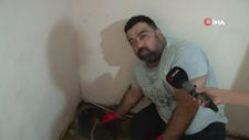 Evini lağım suyu basan vatandaş İmamoğlu'na isyan etti