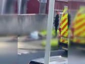 İngiltere'de silahlı saldırı