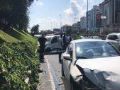 İstanbul'da zincirleme kaza: Trafik allak bullak oldu