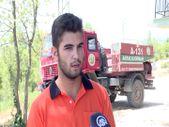 Manavgat'ta canlarını hiçe sayarak alevlerin arasına giren orman işçileri: Ölümü hissettik