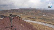 Van-İran sınırı gece gündüz kontrol altında tutuluyor