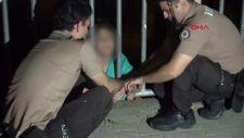 Adana'da intihar teşebbüsüne bekçilerden kelepçeli önlem