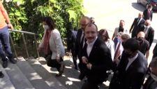 Mehmet Muş, Kapıkule Sınır Kapısı'nda inceleme yaptı