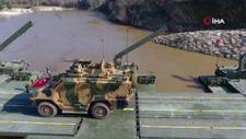 MSB, sel bölgesine 2 yatay kaydırmalı köprü tankı ile 3 sabit köprü aracı gönderdi
