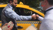Taksim'den Maçka'ya 1 kilometrelik yola 200 lira istedi