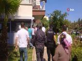 Antalya'da husumetli aileler birbirine girdi, polis ayırmakta güçlük çekti