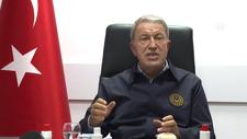 Bakan Hulusi Akar: 24 saat içinde 22 terörist etkisiz hale getirildi