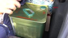Gurbetçiler dönüş yolunda bagajları doldurdu