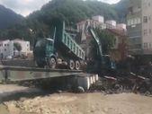 MSB'nin sel bölgesine gönderdiği yatay kaydırmalı köprü tankı kuruldu