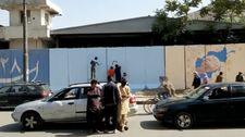 Taliban'ın girişi beklenirken Kabil'in duvarlarını boyayan sanatçılar