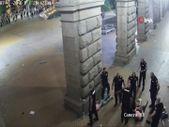 Bulgaristan'da polis şiddeti güvenlik kamerasında