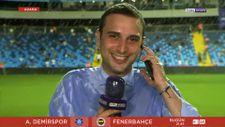 Fenerbahçe maçı öncesi muhabirin zor anları