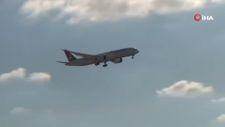 Kabil'den Türkleri getiren THY uçağı İstanbul'a iniş yaptı