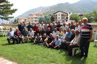 Muş'ta görev yapan asker arkadaşları, 30 yıl sonra Amasya'da buluştu