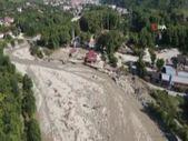 Türkeli'de sular çekilince felaketin boyutu ortaya çıktı