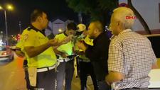 Bursa'da hem ehliyetsiz hem de alkollü yakalandı
