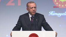 Cumhurbaşkanı Erdoğan: Ambargoları aşmak için savunma sanayiine yüklendik