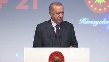 Cumhurbaşkanı Erdoğan: Eğer barış istiyorsan savaşa daima hazır olmalısın