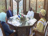 Cumhurbaşkanı Erdoğan, Sierra Leone Cumhurbaşkanı ile görüştü
