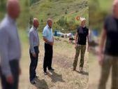 İlham Aliyev'den Ermenistan işgalinden kurtarılan bölgelere ziyaret
