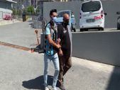 İstanbul'da tartıştığı araca çarpan sürücü yakalandı