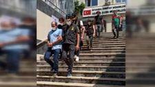 İstanbul'da tırnakçılık yöntemiyle hırsızlık yapan İranlılar yakalandı