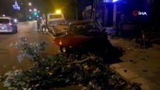 Tuzla'da alkollü sürücü dehşet saçtı: 2 yaralı
