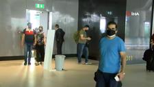 Afganistan'dan tahliye edilen 22 Türk vatandaşı İstanbul'a getirildi