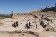 Arslantepe Höyüğü'nde yeni dönem kazı çalışmalarına başlandı