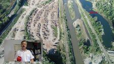 Batı Karadeniz'de dere kenarlarındaki orman depoları endişe yaratıyor