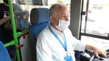 Bursa'nın en kibar halk otobüsü şoförü