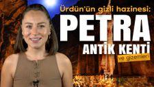Ürdün'ün gizli hazinesi: Petra Antik Kenti