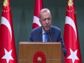Cumhurbaşkanı Erdoğan'dan Kabine toplantısı sonrası açıklama