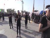 Irak'ta Kerbela şehitleri anıldı