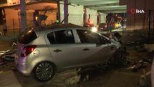 İstanbul'da feci kaza: 1 ölü, 1 yaralı