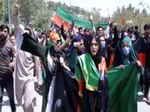Kabil'deki Bağımsızlık Günü yürüyüşünde silah sesleri