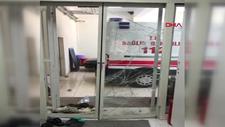 Kahramanmaraş'ta diş ağrısı için istediği ambulans gelmeyince saldırdı