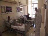Kırıkkale'de aşı yaptırmayan Kovid-19 hastaları pişmanlıklarını anlattı