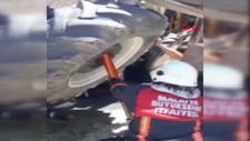 Malatya'da 2 kardeş, devrilen traktörün altında kaldı