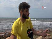 Sinop'ta denizden 3 ceset çıkartan gençler konuştu