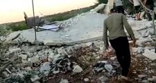 Suriye'de Esad'ın saldırılarında 4'ü çocuk 5 kişi yaşamını yitirdi