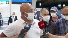 Tahliye edilen Türk vatandaşları Kabil'de yaşadıklarını anlattı