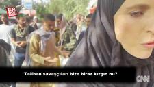 Taliban, CNN muhabiri ve ekibine saldırdı