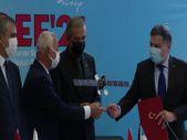 Türkiye'nin uzay alanındaki ilk ihracatı için imzalar IDEF 2021'de atıldı
