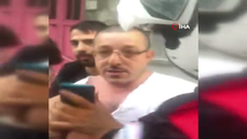 Bağcılar'daki şahıs, polise 'üniformanı çıkartacağım' diyerek küfür savurdu
