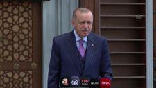 Cumhurbaşkanı Erdoğan'dan Taliban ile görüşmeye yeşil ışık