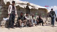 Afgan göçmenler zorlu yolculuğu anlattı