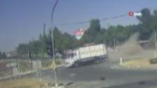 Kırklareli'nde kamyon ile otomobil çarpıştı